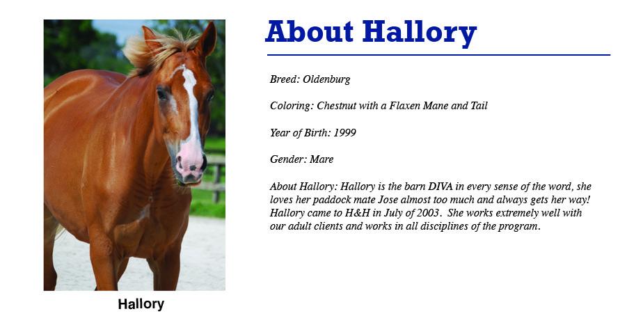 Hallory